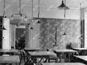 Maantieteen laitoksen piirustussali Phoenixissa vuonna 1926.