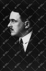Emil Öhmann. Germaanisen kielitieteen professori 5.6.1925 -  25.1.1944, humanistinen ja matemaattis