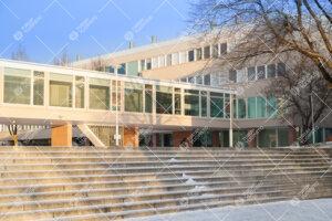 Opiskelijakeskus Disco ja Natura talvella 2018