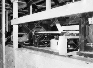 Metrikomparaattori Tuorlassa 1950-luvulla.