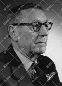 Väinö Aleksanteri Kotilainen. VT, vuorineuvos. Turun Yliopiston  taloudenhoidon johtaja 1.10.1950