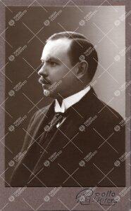 Arvi K. A. Wartiovaara. Tohtori, avusti keräystyön suunnittelussa  Asikkalassa vuonna 1919, toimi