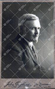 Volter Adalbert Kilpi (v:een 1886 Ericsson). Ylikirjastonhoitaja  11.10.1922 - 13.6.1939.