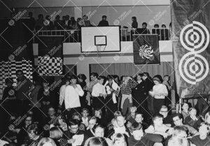 Kineettiset hipat (koko koulun OP-hipat) Turun normaalilyseossa  24. helmikuuta 1966.