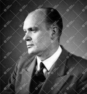 Esko Kalervo Näätänen. Anatomian professori 13.9.1956 -  4.12.1963.