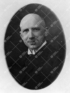 Gunnar Henrik Julius Ekman. Kanslerin sihteeri 23.11.1931 -  5.10.1937.