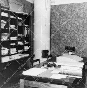 Psykologian laitoksen tiloja Phoenixissa vuonna 1958.
