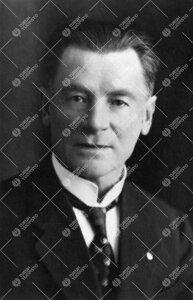 Juho Tapani. Tehtailija, osallistui ensimmäisen päivän keräykseen  Turussa 26. huhtikuuta 1917 (