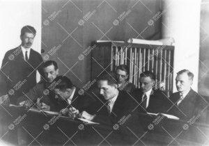 Yrjö Väisälän luennolta 1920-luvun loppupuolelta.