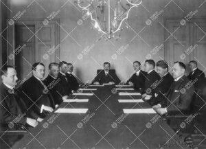 Turun Suomalaisen Yliopiston konsistori ajalla  1.10.1925-1.7.1926.
