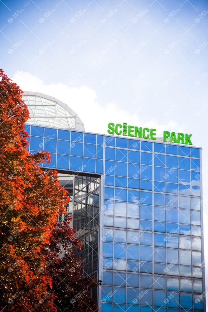 Biocity syksyllä,  Science Park