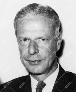 Carl Wredeby Berger Wegelius. Röntgenologian professori  (kutsuttu) 26.5.1953 - 1.12.1960.