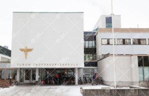 Kauppakorkeakoulun sisäänpääsy