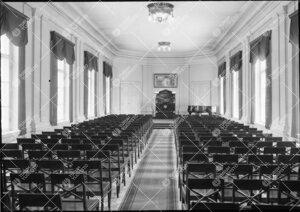 Phoenixin juhlasali 1930- luvulla tai 1940-luvun alussa.