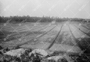 Iso-Heikkilän maakiinteistöä noin vuonna 1920.