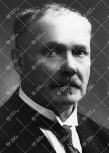Emil Nestor Setälä. Kansleri 19.3.1926 - 8.2.1935.  (Sijaiskanslerina 19.11.1927 - 31.8.1928 prof.