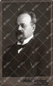 Turun Yliopiston ensimmäinen rehtori (1921-1924), Suomen  historian professori, kouluneuvos Artturi